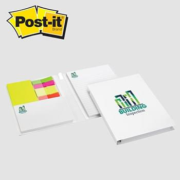 Essential Journal featuring Post-it® Notes and Flags — Option 2