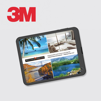 3M™ Custom Printed Skin — Tablet
