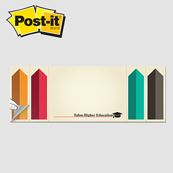 Post-it® Page Markers and Note Combo