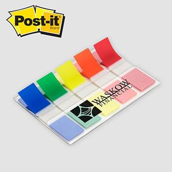 Post-it® Custom Printed 5-Flag Set — TFDMC5