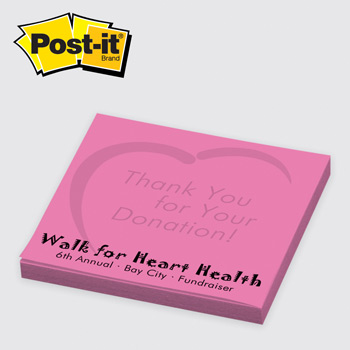 Post-it® Custom Printed Notes 3 x 3